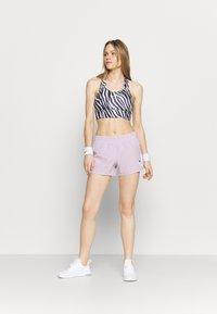 Nike Performance - RUN SHORT - Sports shorts - iced lilac/white - 1