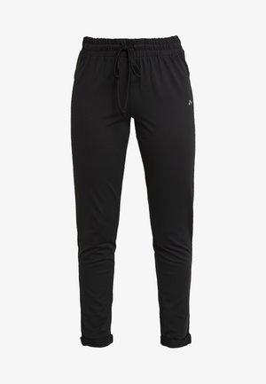 ONPJAVA LOOSE PANTS - Tracksuit bottoms - black