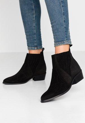 VMMALENE - Ankelboots - black