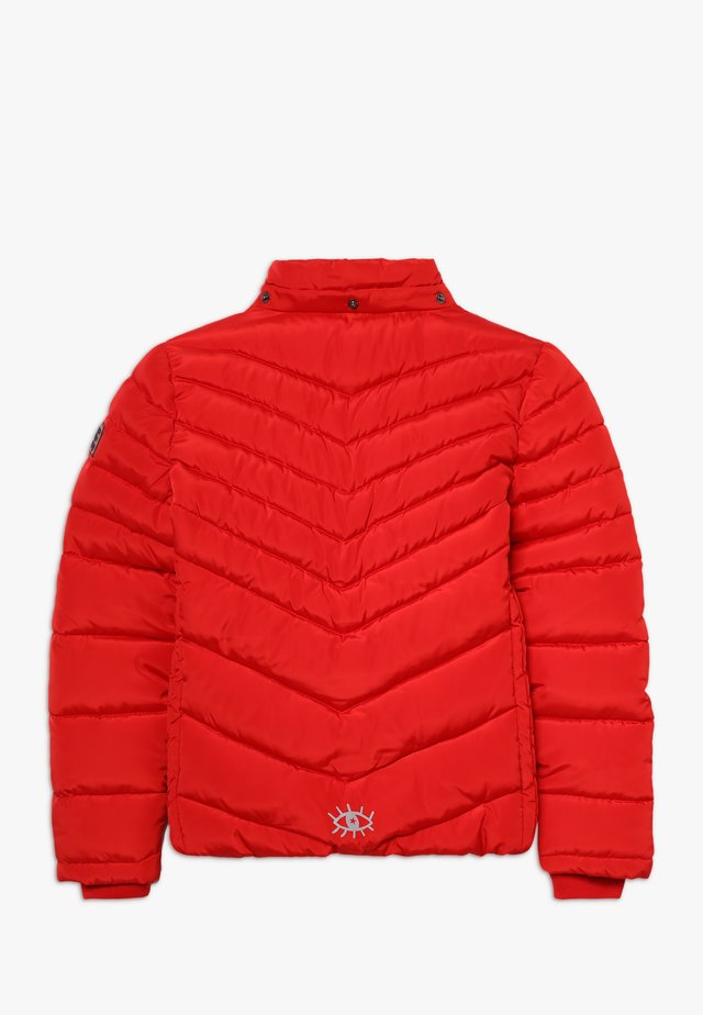 TEENAGER - Zimní bunda - red