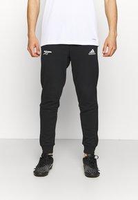 adidas Performance - ARSENAL LONDON - Tracksuit bottoms - black - 0