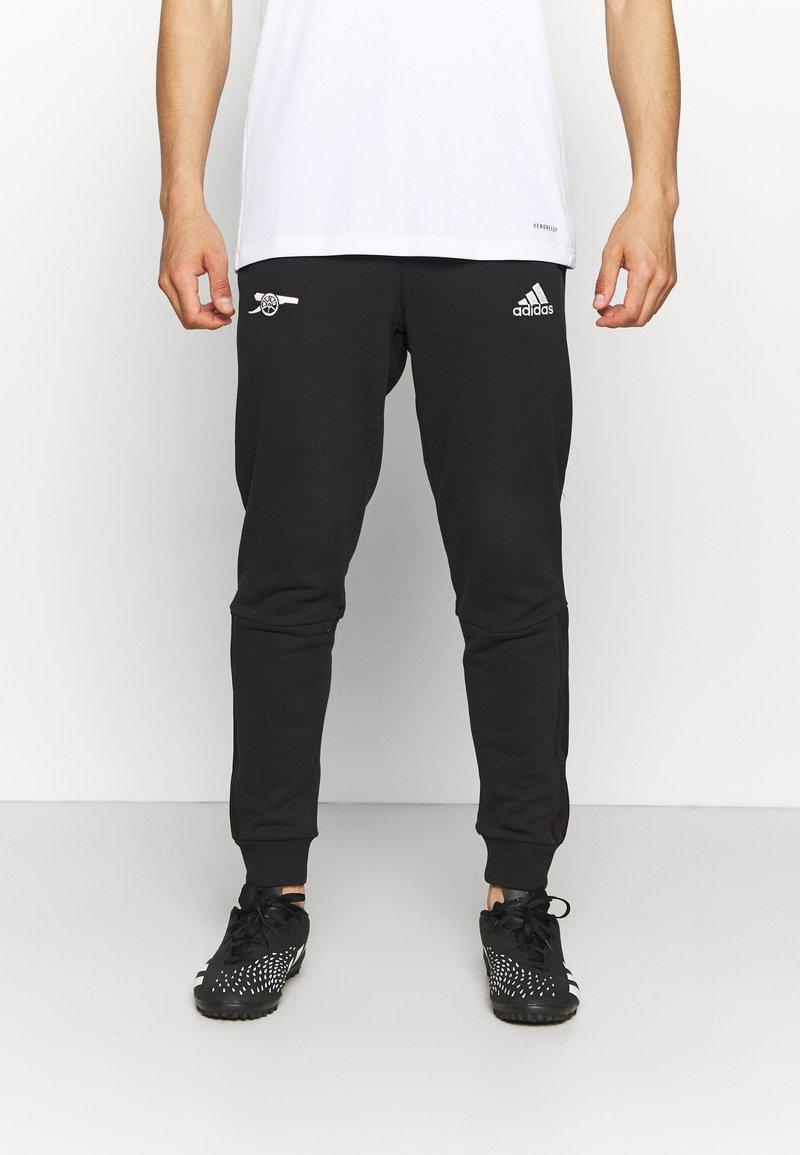 adidas Performance - ARSENAL LONDON - Tracksuit bottoms - black