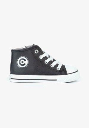 STREET STYLE DEPORTIVA - Zapatillas altas - black