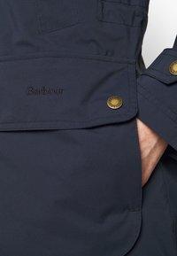 Barbour - CLYDE JACKET - Short coat - navy - 5