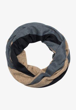Snood - braun schwarz grau