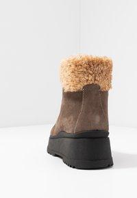 Depp - Kotníkové boty na platformě - arizona - 5