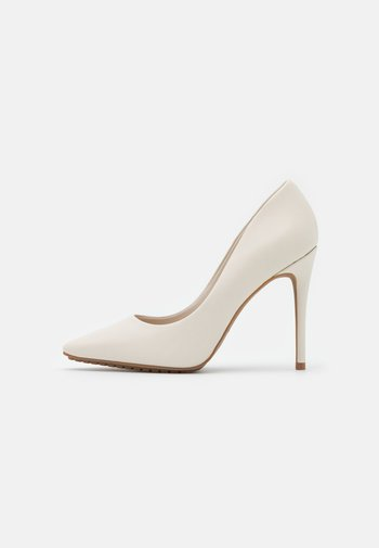 DURBELL - Classic heels - white