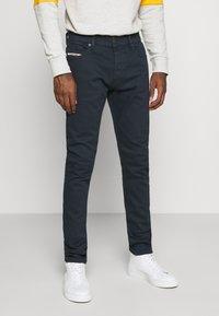 Diesel - D-LUSTER - Slim fit jeans - dark blue denim - 0