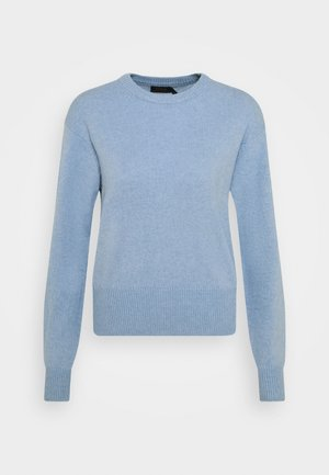 Pullover - blue heather