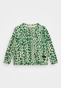 Molo - MIKA - Mikina - green leopard - 0