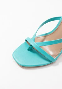 Steve Madden - AMADA - High heeled sandals - teal - 2