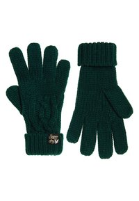 Superdry - ARIZONA - Gloves - green - 2