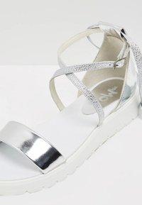 myMo - Sandalias - silver - 6