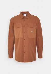 Cleptomanicx - STEEZY - Summer jacket - friar brown - 0