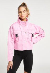 myMo - Summer jacket - rosa - 0