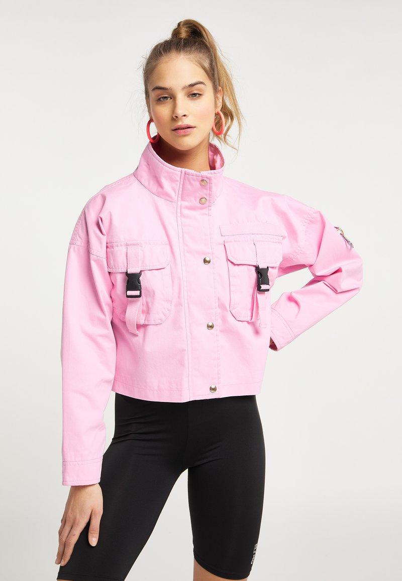 myMo - Summer jacket - rosa