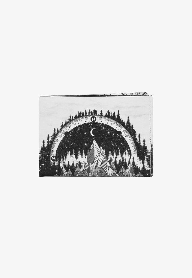 RFID PORTEMONNAIE - Portemonnee - Midnight Forest
