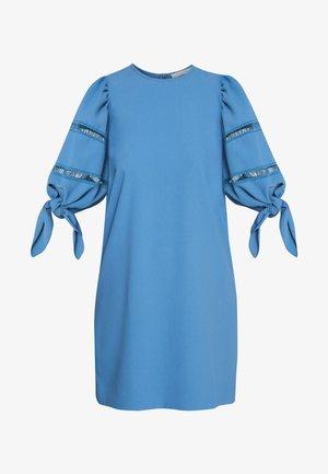 Sukienka letnia - riverside blue