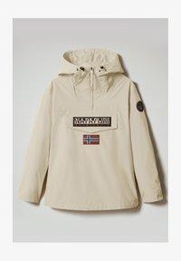 Napapijri - RAINFOREST SUMMER - Winter jacket - natural beige - 6