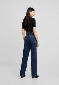 Weekday - ROWE WIN - Straight leg jeans - win blue - 2