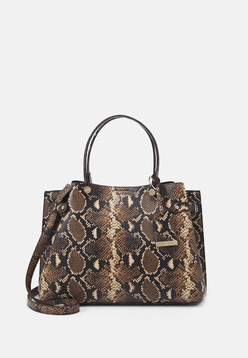ALDO - HELICIA - Handbag - medium brown