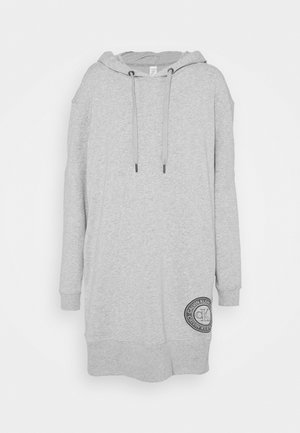 NIGHTSHIRT HOOD - Camicia da notte - grey heather