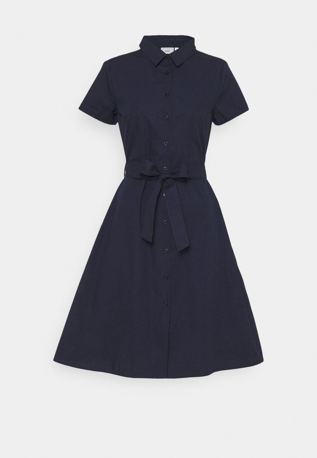 SARAH - Shirt dress - total eclipse