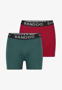 Bandoo Underwear - 2 PACK - Boxer shorts - red, - 6