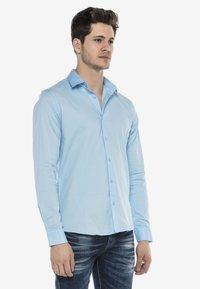 Cipo & Baxx - HECTOR - Formal shirt - blau - 3