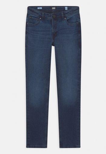 JJIGLENN JJORIGINAL JR - Jeans Slim Fit - blue denim