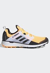 adidas Performance - TERREX SPEED LD TRAIL RUNNING SHOES - Obuwie do biegania Szlak - gold - 6