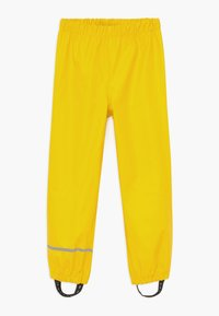 Name it - NKNDRY RAIN SET - Pantalones impermeables - empire yellow