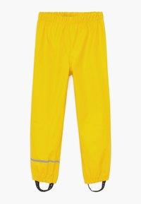 Name it - NKNDRY RAIN SET - Pantaloni impermeabili - empire yellow - 3