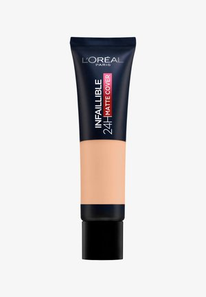 INFAILLIBLE 24H MATTE COVER - Foundation - 200 sable dore/golden sand