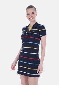 Felix Hardy - Jersey dress - navy - 0