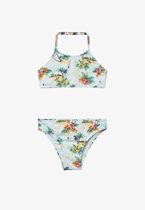 SET - Bikini - hemelsblauw