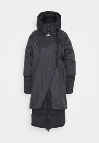 adidas Performance - URBAN COLD.RDY OUTDOOR JACKET - Down coat - black - 0
