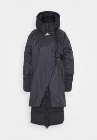 adidas Performance - URBAN COLD.RDY OUTDOOR JACKET - Kabát zprachového peří - black - 0