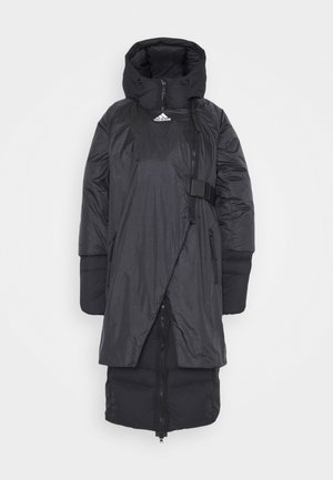 URBAN COLD.RDY OUTDOOR JACKET - Dunkåpe / -frakk - black