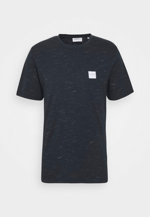 OVERSIZED TEE  - T-shirt basic - navy