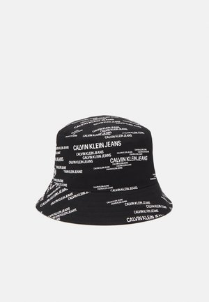 URBAN BUCKET UNISEX - Hat - black/white