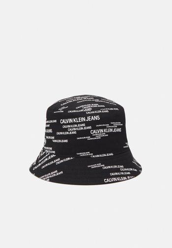 URBAN BUCKET UNISEX - Hat - black/white
