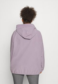 Under Armour - HOODED JACKET - Chaqueta de deporte - slate purple - 2