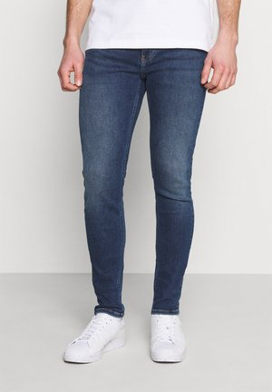 MILES - Jeansy Skinny Fit - lund dark blue