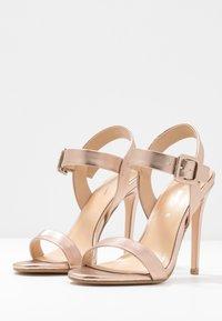 Tata Italia - Sandaler med høye hæler - champagne - 4