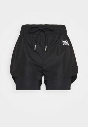 UFLB-FAUSTIN-HIGH - Pyjamahousut/-shortsit - black