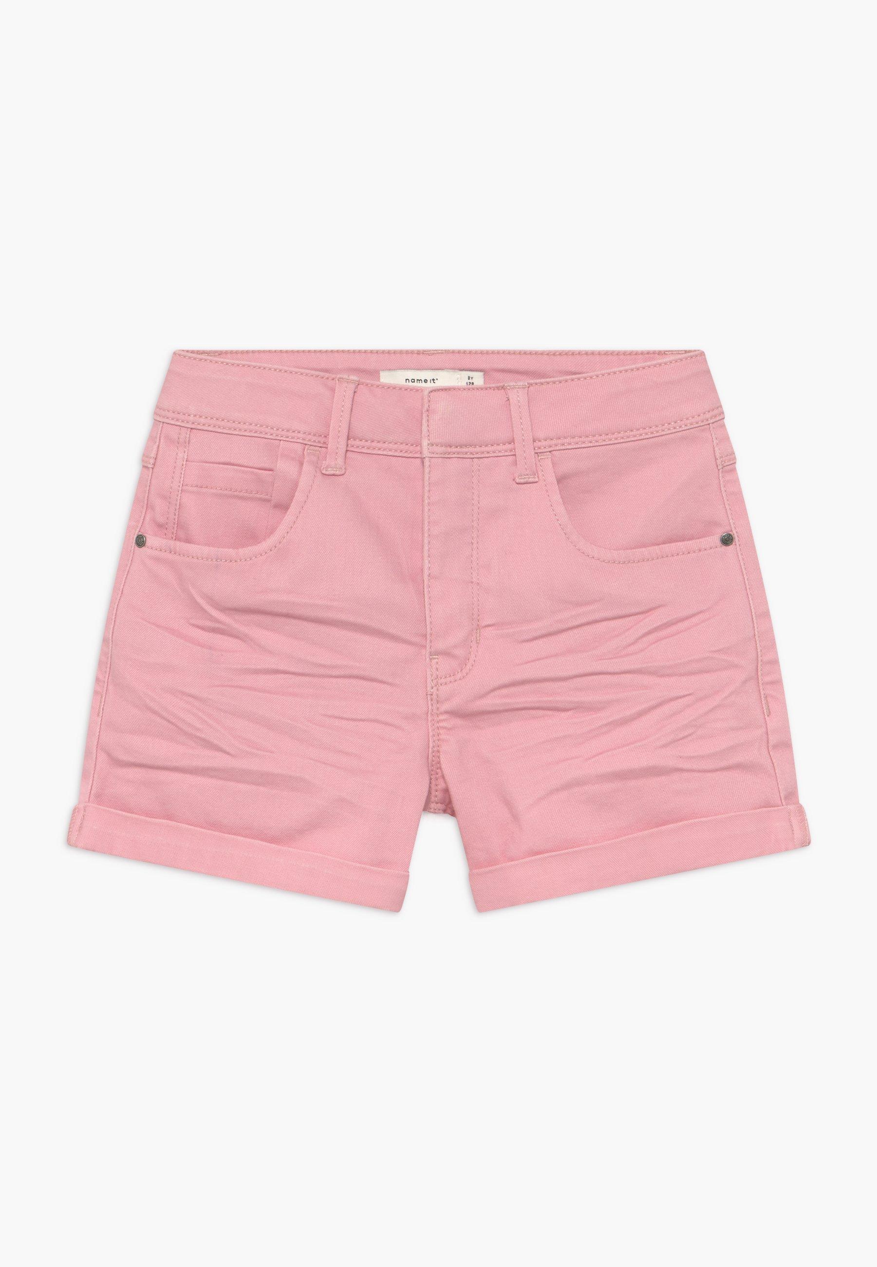 Kinder NKFROSE MOM - Jeans Shorts