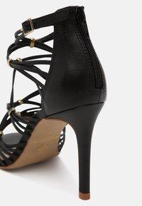 San Marina - NITIPA - Sandals - noir - 5