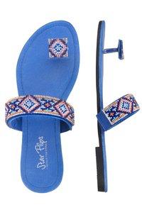 StarFlips - 3in1 - Sandalias de dedo - blau - 1