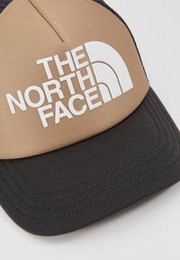 The North Face - LOGO TRUCKER - Kšiltovka - kelp tan/asphalt grey - 2